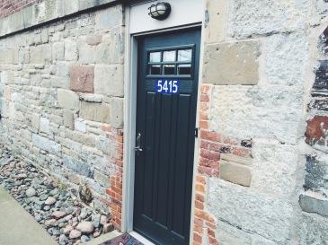 Door with the number 5415